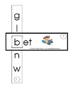 Alphabet Word Changer 1
