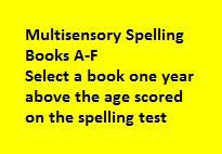 Spelling square 4