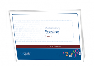 Multisensory Spelling Program Level H