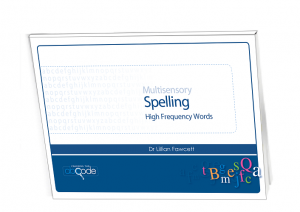 Multisensory Spelling High Frequency Words (Australian)
