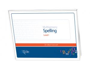 Multisensory Spelling Program Level I