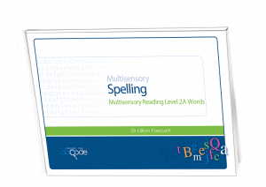 Multisensory Spelling Reading 2A (Australian Version)