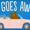 e goes away